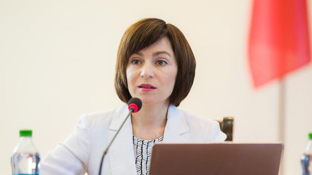 """Ce spune Maia Sandu despre conceptul lui Igor Dodon privind oferirea unui statut special Transnistriei """"sub forma unei autonomii foarte puternice"""""""
