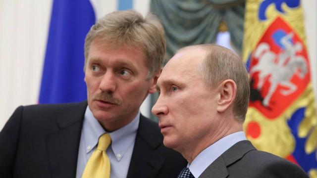Dmitri Peskov a precizat că Rusia nu a primit invitația de a participa la summitul G7 din Statele Unite
