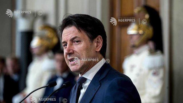 Italia: Conte acceptă să formeze un guvern pentru o țară