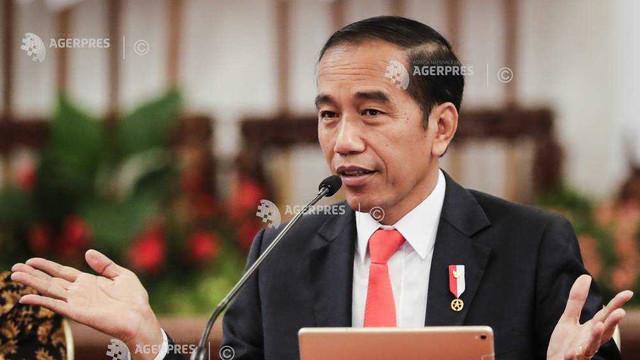 Preşedintele Indoneziei anunţă amplasamentul viitoarei capitale, pe insula Borneo