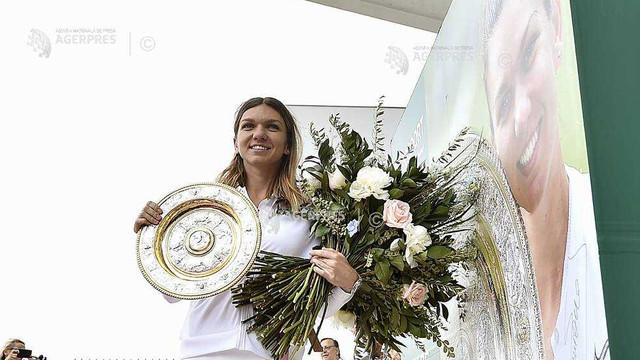 Tenis: Simona Halep, jucătoarea cu cele mai bune rezultate la turneele de Mare Şlem în ultimii 4 ani