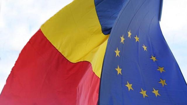 România se află pe locul doi în ceea ce privește percepția pozitivă a cetățenilor față de Uniunea Europeană