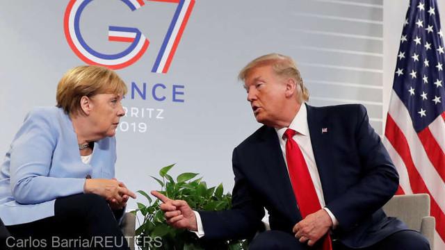 G7: Trump le cere încă o dată statelor europene să-și repatrieze cetățenii care au luptat de partea Statul Islamic