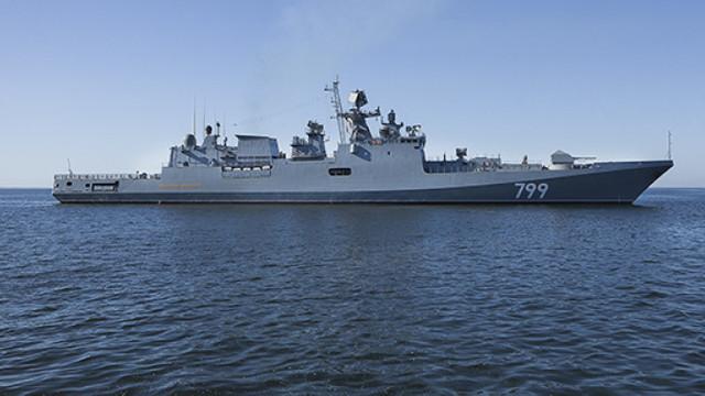 Rusia a început exerciții navale de anvergură în Marea Baltică