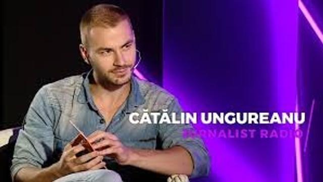 Jurnalistul Cătălin Ungureanu lansează o nouă carte