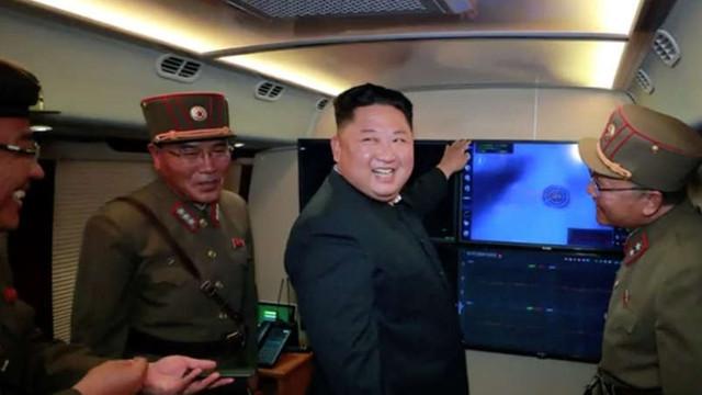 RPD Coreeană: Liderul nord-coreean a calificat ultimele teste cu rachete drept un avertisment pentru Washington şi Seul