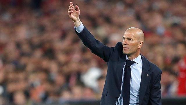 Fotbal: Antrenorul Zidane spune că Real Madrid contează pe Bale și Rodriguez