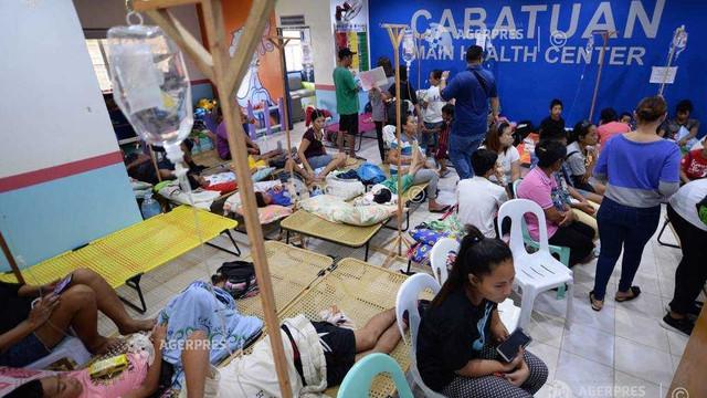 Filipine | Epidemie naţională de febră denga, declarată după 622 de decese înregistrate în 2019
