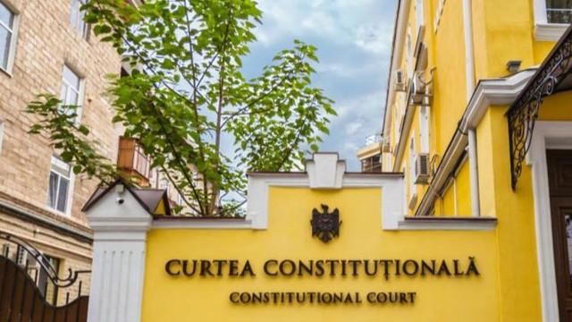 Vineri va avea loc prima ședință a judecătorilor Curții Constituționale