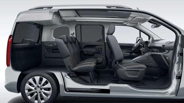 AUTO | Opel aduce inovații pe modelul de familie Combo Life, prezent şi pe piaţa din România