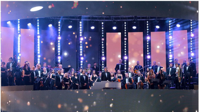 Big Band-ul Radio România la Cerbul de Aur 2019