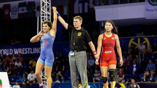 Anastasia Nichita va lupta pentru un nou titlu mondial