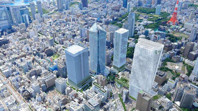 Cel mai înalt zgârie nori din Japonia va fi construit la Tokyo