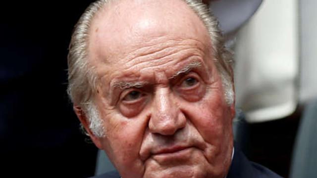 Spania - Fostul rege Juan Carlos I a făcut primii pași după intervenția chirurgicală pe cord
