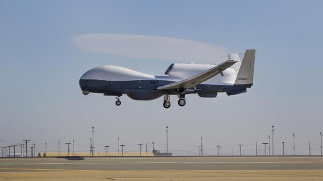 O dronă americană a fost doborâtă cu o rachetă în Yemen