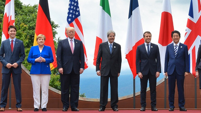 G7 pune la dispoziție peste 20 de milioane de dolari pentru statele afectate de incendiile din Amazon