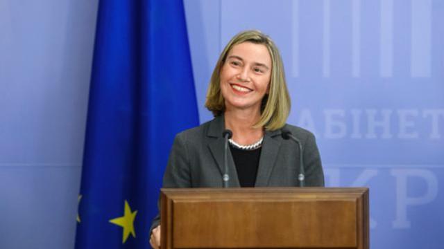 Federica Mogherini intenționează să efectueze în luna octombrie o vizită la Minsk, a anunțat ambasadorul UE în Republica Belarus