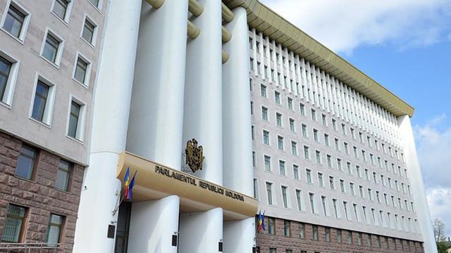 Componenţa Biroului permanent al Parlamentului a fost modificată