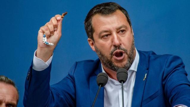 Detalii noi în scandalul finanțării de Rusia a extremei drepte italiene: Milioane pe care le neagă Salvini