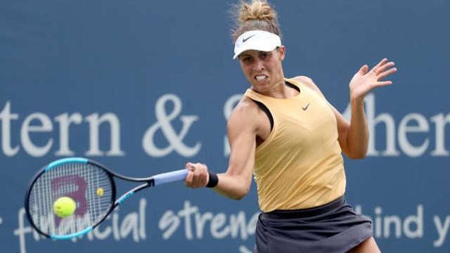 Tenis: Americanca Madison Keys, adversara Simonei Halep în optimi la Cincinnati (WTA)