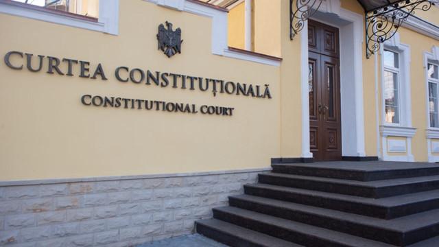 Când va fi ales președintele Curții Constituționale