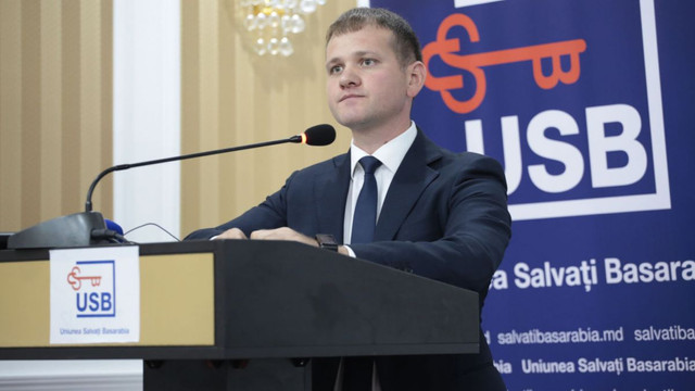 Uniunea Salvați Basarabia și-a desemnat candidatul pentru primăria Chișinău