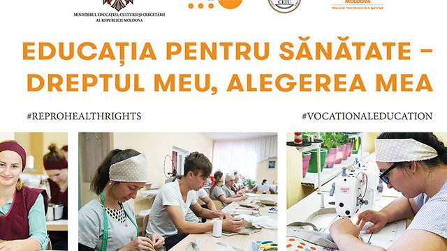 Educația pentru sănătate a tinerilor, promovată în 15 școli