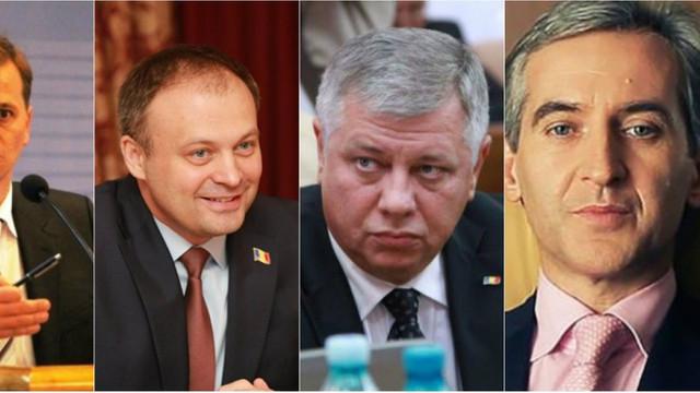 Alexandru Slusari: A fost solicitată urmărirea penală pe numele lui Iurie Leancă, Adrian Candu, Anatol Arapu și Dorin Drăguțanu