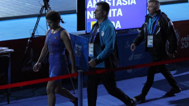 Anastasia Nichita și Maria Leorda au urcat pe podium la Tallinn