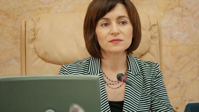 Maia Sandu: Se negociază un proiect pentru câteva localități din R.Moldova, dar încercăm să convingem UE să îl extindem