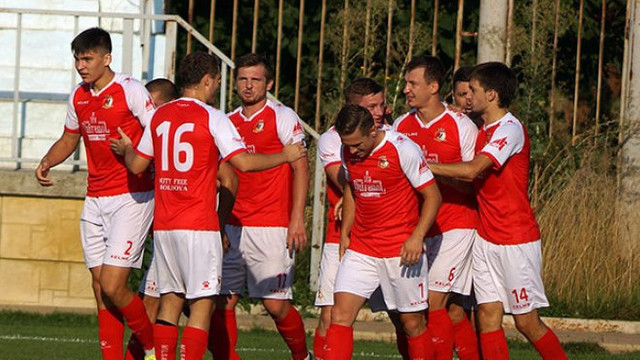 """Echipa de fotbal """"Sfîntul Gheorghe"""", se menține pe locul 2 în Divizia Națională"""