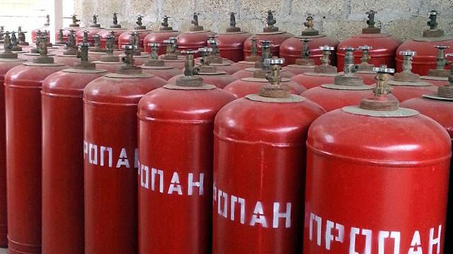 Alimentarea la stațiile PECO a buteliilor de uz casnic cu gaze este interzisă, potrivit Ministerului Economiei