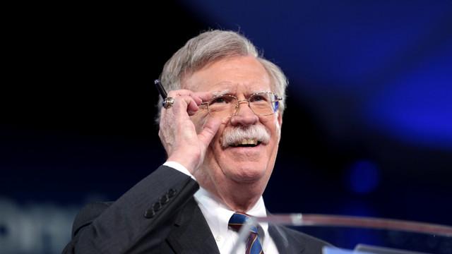 John Bolton va veni săptămâna viitoare în vizită în Rep. Moldova