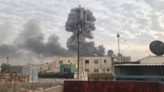 Oficial irakian: Explozia produsă în Bagdad a fost comisă de Israel sau Statele Unite