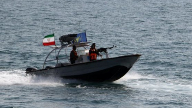 Gardienii Revoluției din Iran au capturat încă petrolier străin în Golful Persic