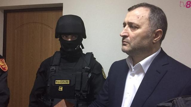 Vlad Filat ar putea fi audiat mâine pentru investigarea furtului miliardului