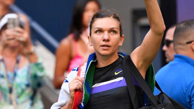 Tenis: Simona Halep, învinsă în turul al doilea la US Open; Sorana Cîrstea, calificată în turul al treilea