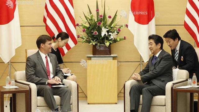 Statele Unite cer Japoniei să se alăture unei coaliții navale în Golful Persic
