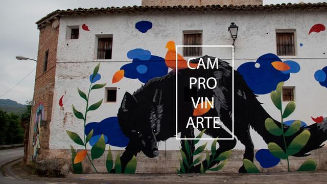 Cultura, un mod de supraviețuire. Un sat spaniol rămas fără locuitori încearcă să reziste prin arta stradală