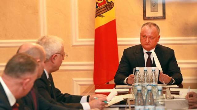 Consiliul Suprem de Securitate, convocat de urgență