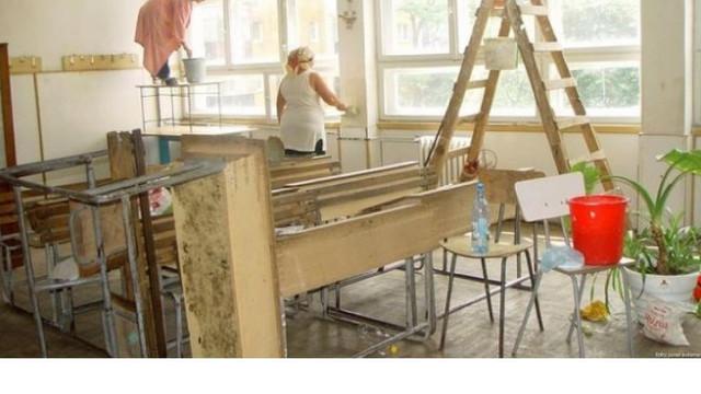 Până la 1 septembrie toate instituțiile de învățământ vor funcționa conform programului, lucrările de reparație sunt realizate 99%