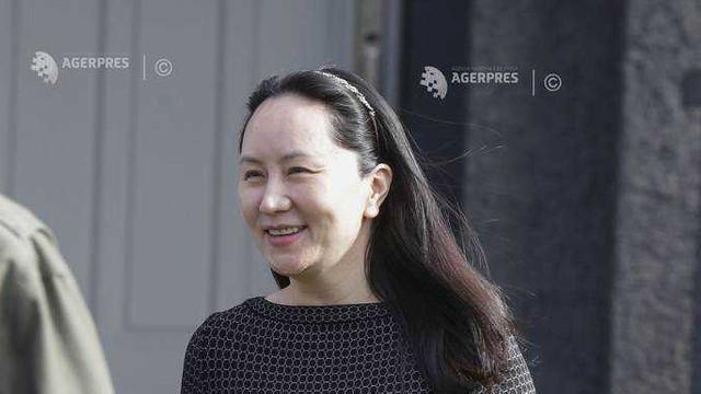 Avocaţii directoarei Huawei difuzează o înregistrare video şi documente legate de arestarea lui Meng Wanzhou în Canada