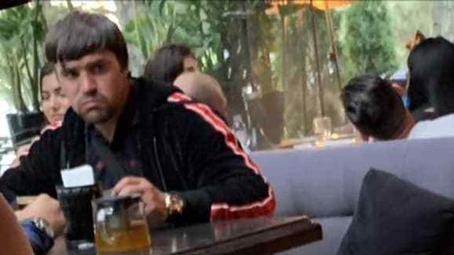 FOTO   Fostul deputat PDM Constantin Țuțu, surprins din nou la Odessa (TV8)