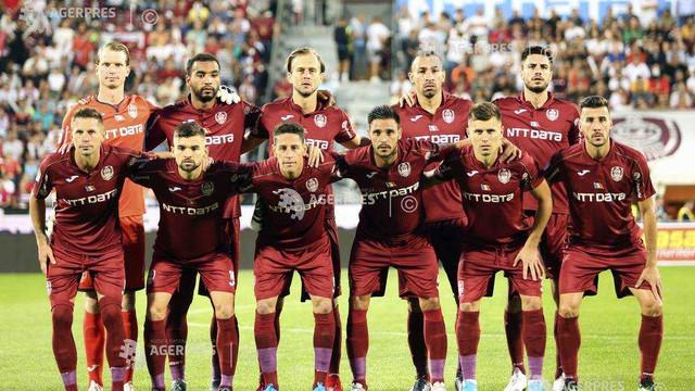 România | CFR Cluj a reuşit o calificare spectaculoasă în play-off-ul Ligii Campionilor