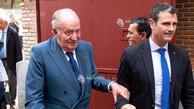 Spania - Fostul rege Juan Carlos I va fi operat pe cord, sâmbătă