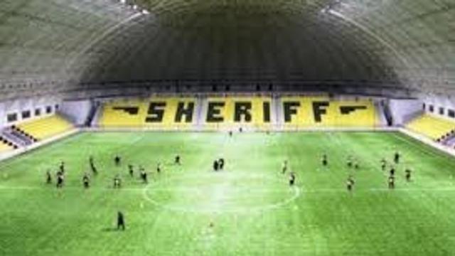 Sheriff a surclasat-o pe Zimbru
