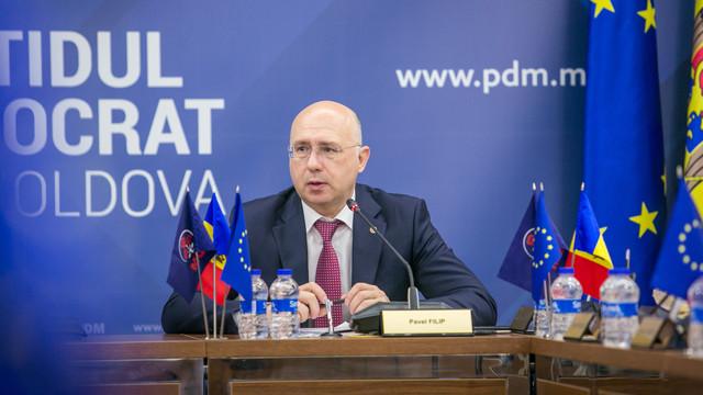 Pavel Filip: Dincolo de Andrian Candu, avem și alți membri care pot face față la șefia partidului