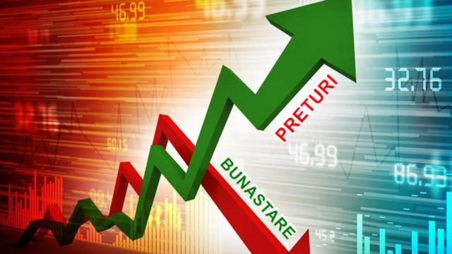 BNS | Prețurile au crescut cu peste 5% într-o singură lună
