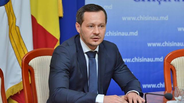 Ruslan Codreanu va candida la funcţia de primar al Chișinăului