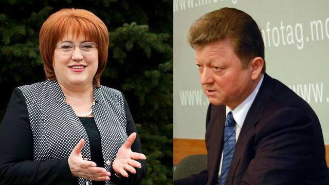 Domnica Manole declară că nu l-a votat pentru funcția de președinte la Curtea Constituțională pe Vladimir Țurcan